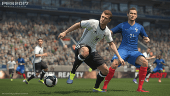 Disponibile da oggi Pro Evolution Soccer 2017