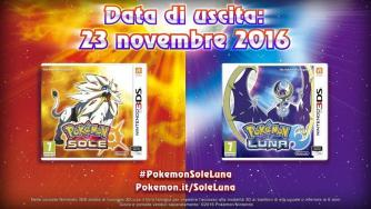 Annunciate nuove funzioni di Pokémon Sole e Pokémon Luna