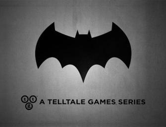 Batman: The Telltale Series è disponibile da oggi