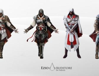 Ubisoft annuncia Assassin's Creed The Ezio Collection