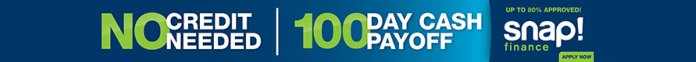 No Credit 0 No Interest Financing 100 Day Cash Payoff
