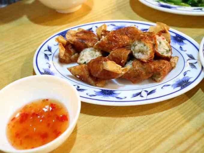 [台北中山食記] 長安胡椒蝦 - 老字號活蝦專賣店