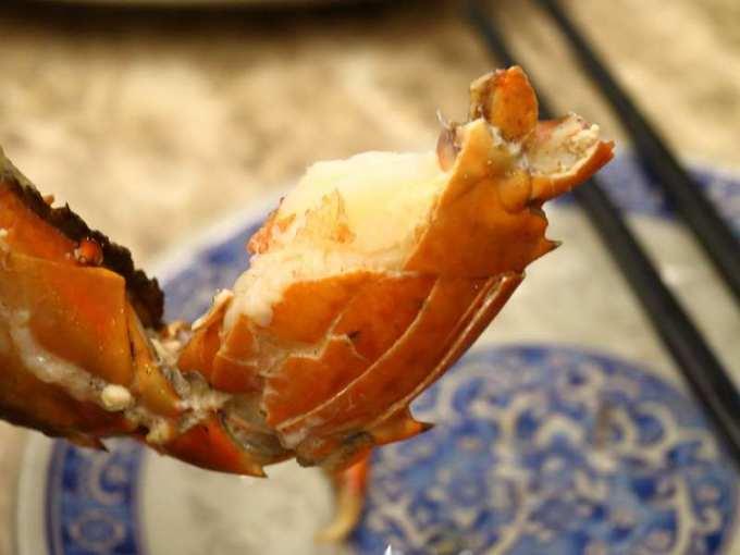 老主顧紅蟳薑母鴨 - 跑了三趟才吃到的美味薑母鴨