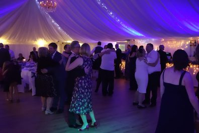 Winding down with some slow dancing at Gwel an Mor, Nov 2015