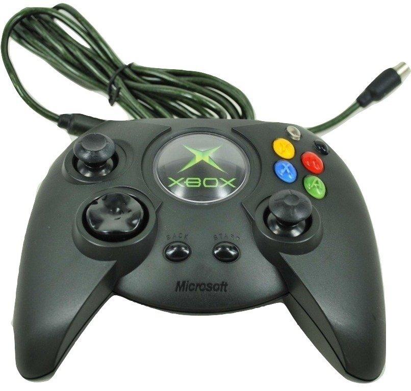 Beta Microsoft Wired Controller Duke For XBOX 1 B2JS160 Not Dakota Or Alamo Gry I Konsole