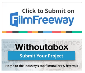 Filmmakers can submit to R2RFF via FilmFreeway or Withoutabox