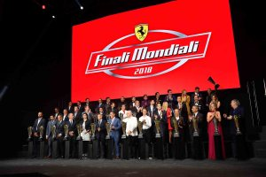 Ferrari Challenge Finali Evening Event in 2018 - 12