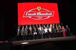 Ferrari Challenge Finali Evening Event in 2018 - 7