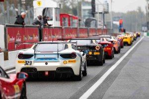 Ferrari Challenge Padlock - 39