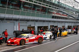Ferrari Challenge Padlock - 51