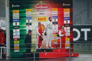 Ferrari Challenge Podiums - 13