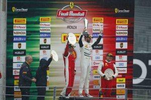 Ferrari Challenge Podiums - 14