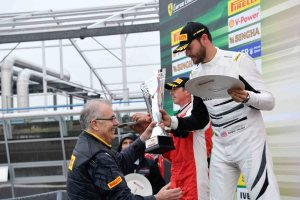 Ferrari Challenge Podiums - 27
