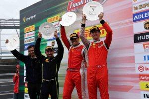 Ferrari Challenge Podiums - 31