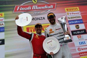 Ferrari Challenge Podiums - 34