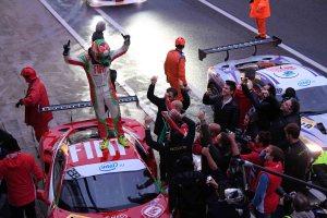 Ferrari Challenge Podiums - 35