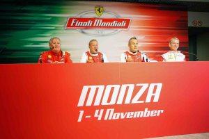 Ferrari Challenge Press Conference - 1