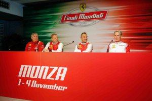 Ferrari Challenge Press Conference - 4