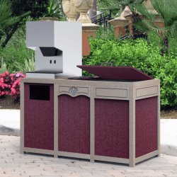 commercial beverage stations