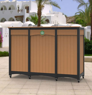 Commercial Outdoor Bar for Restaurants, Resorts, Catering ... on Portable Backyard Bar id=12104