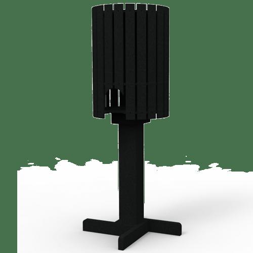 One Man Portable Enclosures : Water cooler enclosures cabinets