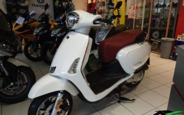 Salonacties Kymco New Like 50cc & 125cc