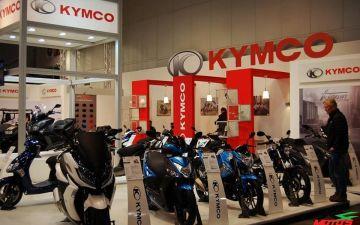 Kymco salonacties tot en met 28 februari 2019