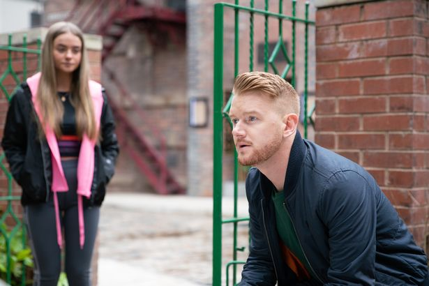 Coronation Street:Kelly returns to Weatherfield next week and will make Gary's life hell