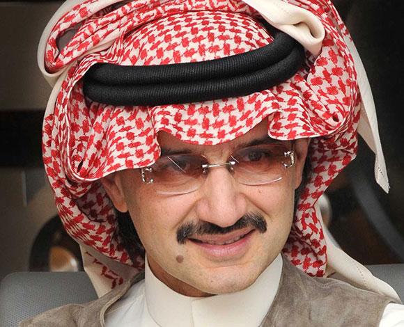 كم تبلغ ثروة الوليد بن طلال Ra2ed