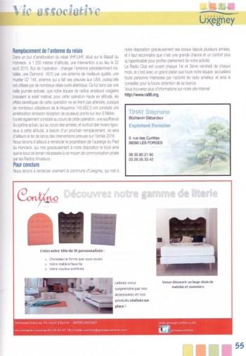 Bulletin municipal 2015
