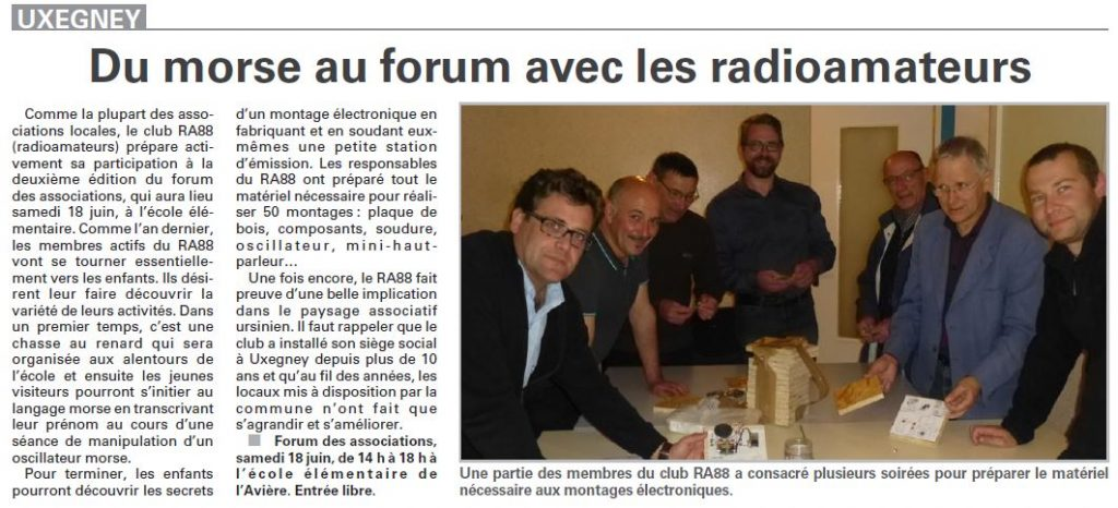 article juin RA88