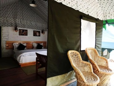 camping and trekking in dharamshala