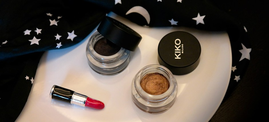 kiko cream eyeshadow