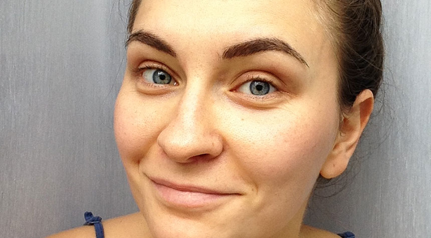 Semi Permanent Eyebrows micropigemntation