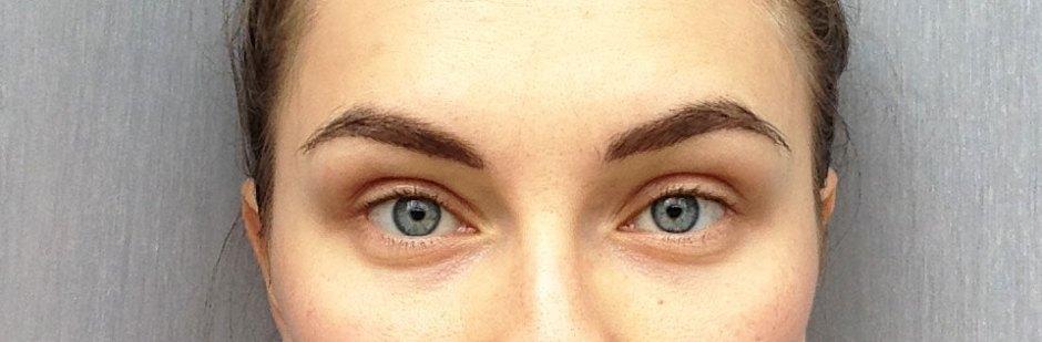 eyebrow micropigmentation - permenant makeup artist rabab kelani