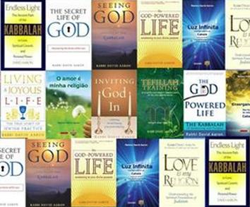 Books by Rabbi David Aaron