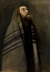 praying Jew