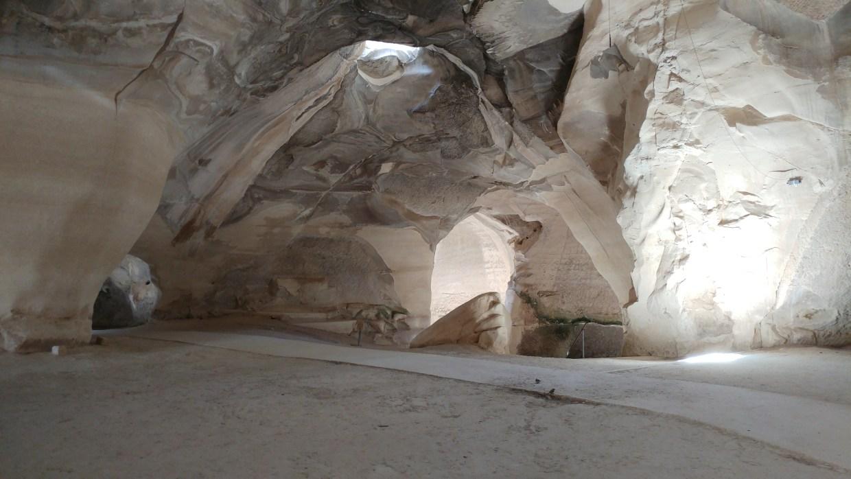 caves beit guvrin Israel judean lowlands