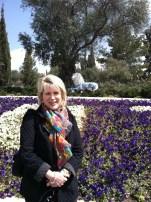 Me on Shabbat near King David Street in Jerusalem