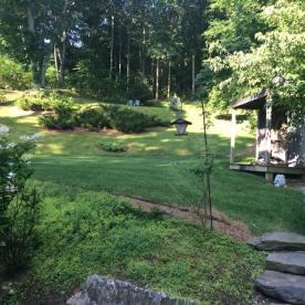 Torah & T'filah in the Garden