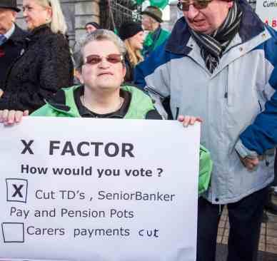 Carolyn Akintola - Dublin Carer of the Year