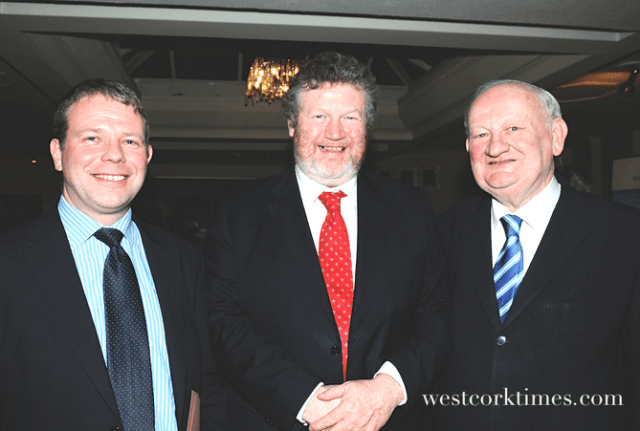 P.J. Sheehan (right) photo WestCorkTimes.com