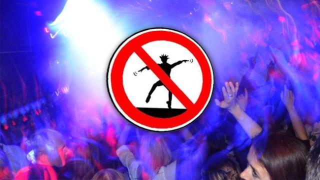 dance ban