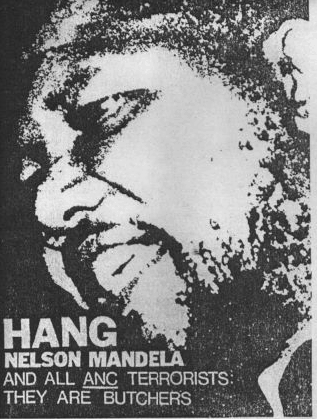 Hang Nelson Mandela, Federation of Conservative Students