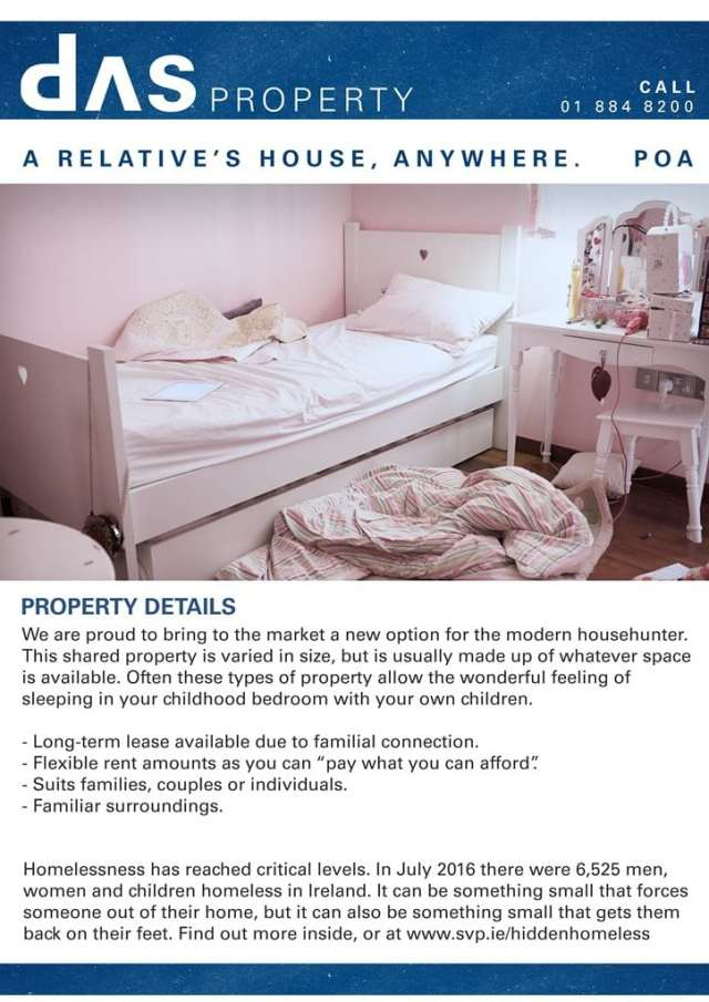 EstateAgentPoster_RelativesHouse