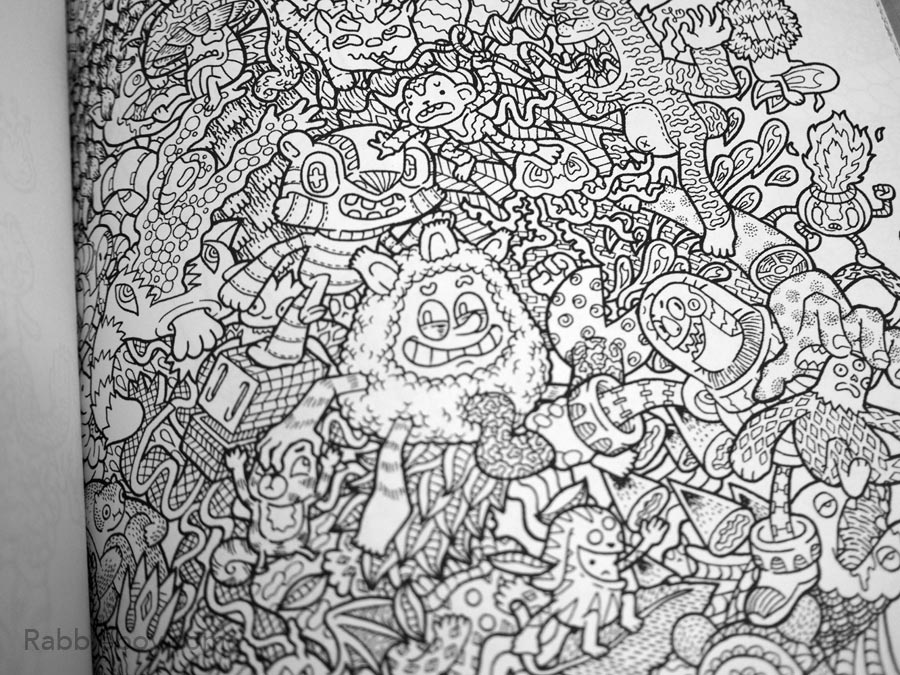 Adult coloring book P1100184