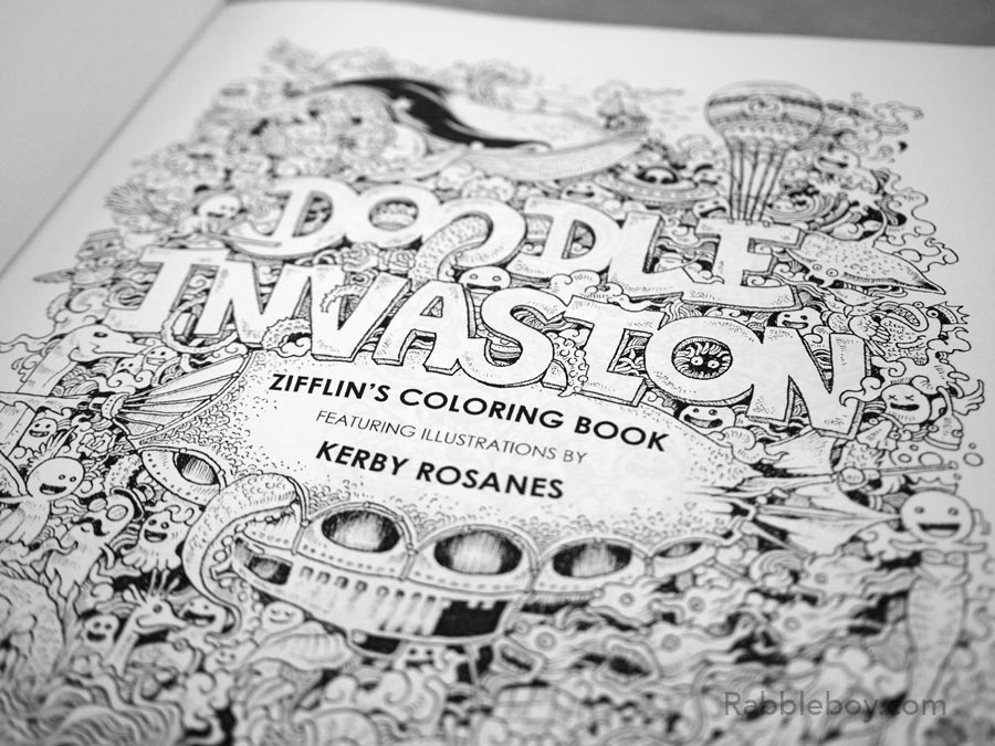 Buy Doodle Invasion It On Amazon By Clicking Here