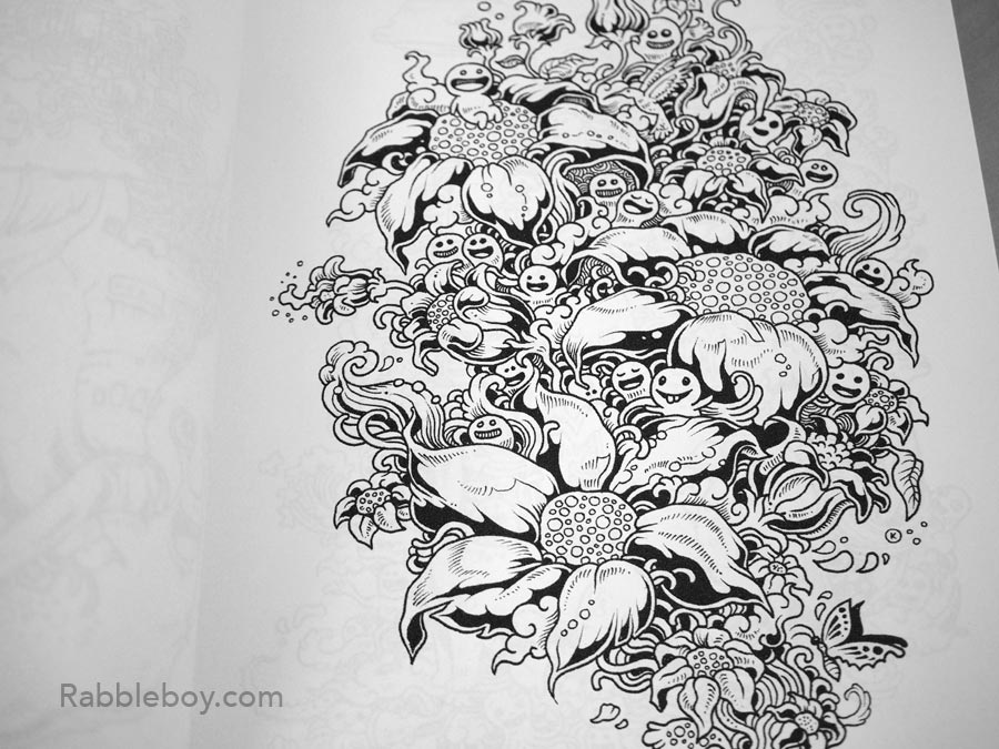 82 Coloring Books By Kerby Rosanes