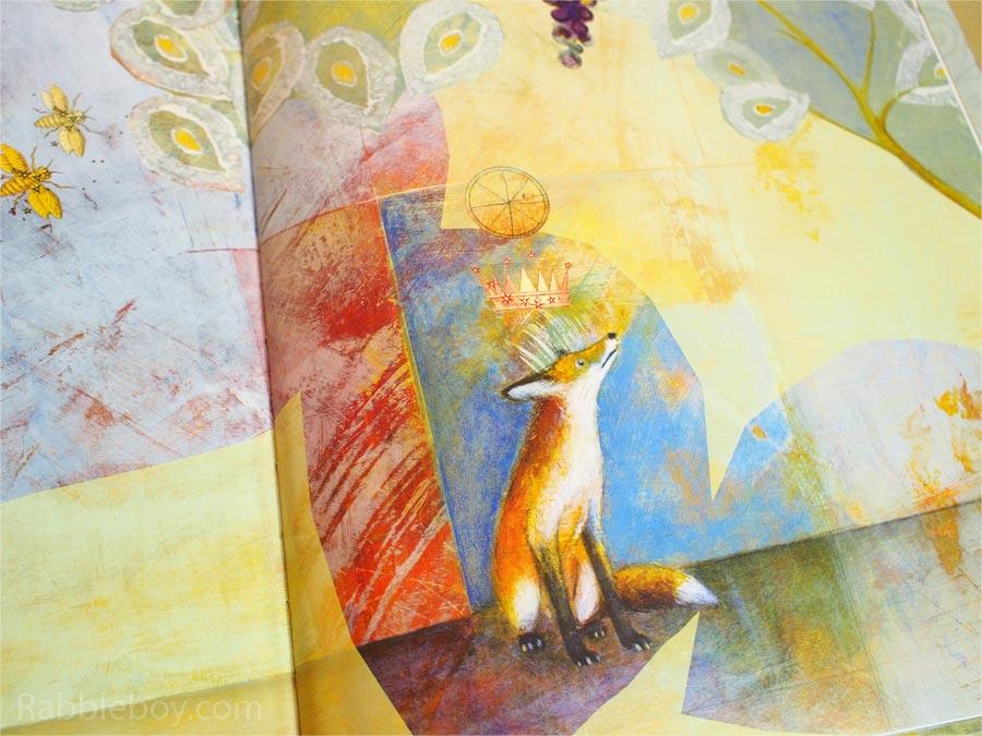 The Whisper by Pamela Zagarenski picture book P1160028