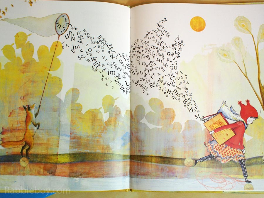 The Whisper by Pamela Zagarenski picture book P1160030
